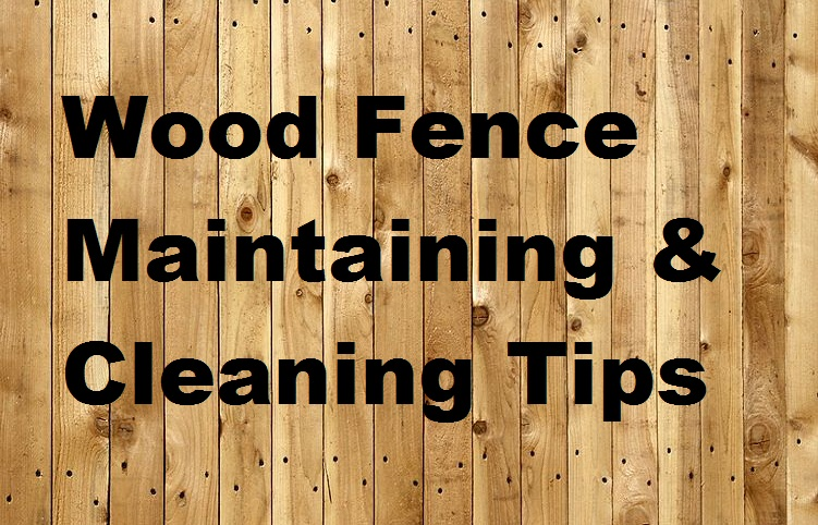 Wooden-fence-maintenance