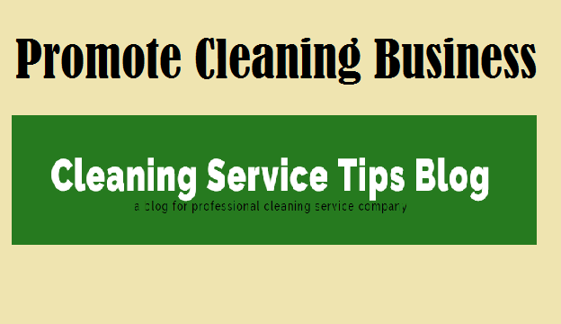 promote-cleaning-business
