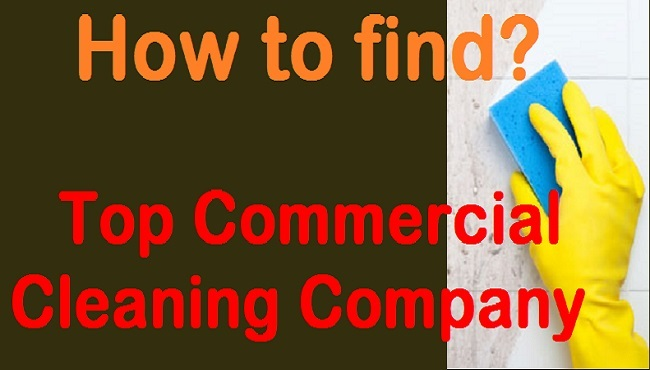 Top Commercial Cleaning Company